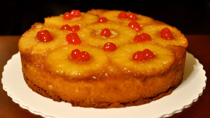 Illustration for article titled Make a Pineapple Upside-Down Cake with Whatever Heat Source You Have on Hand
