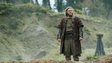 Vikings raises a stunning specter of the past as all our