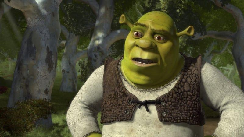 Illustration for article titled No han pasado ni 20 años desde el estreno de Shrek y ya están haciendo un reboot