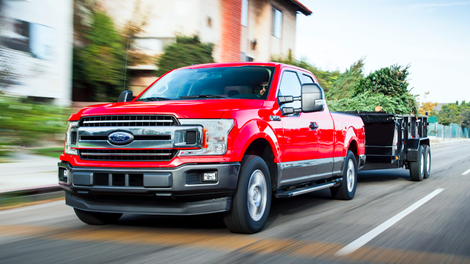 Why The 2018 Ford F-150 Diesel 2WD Gets 30 MPG And The 4WD