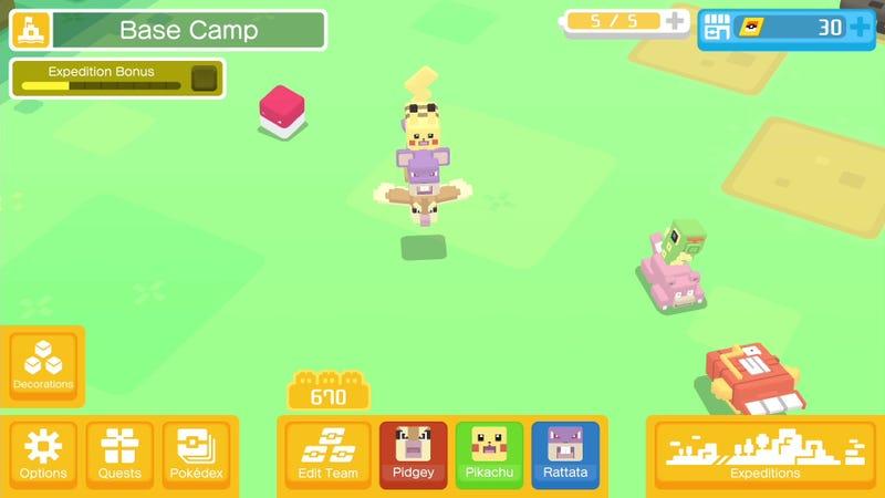 games similar to pokemon on switch