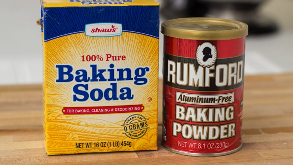 And This Is Why Baking Powder Can't Be Used As Baking Soda