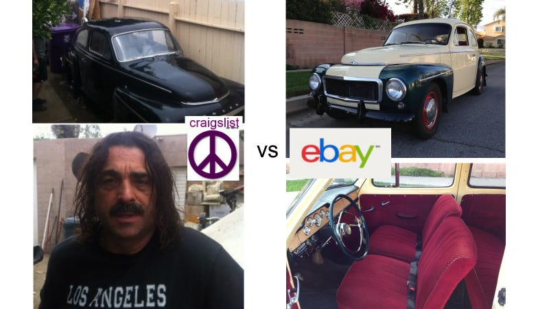 Illustration for article titled Musings On Buying & Selling Cars On Craigslist Vs eBay