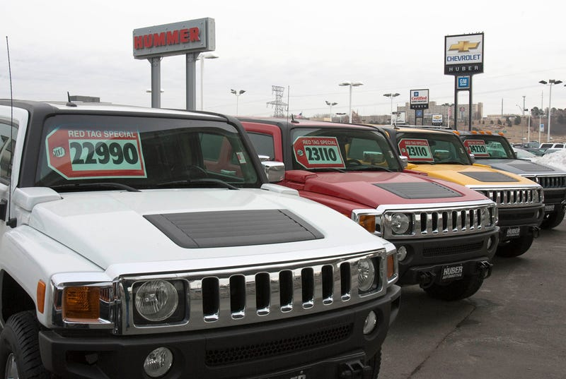 Illustration for article titled Cheap Gas Means People Are Longing For Hummer, Somehow