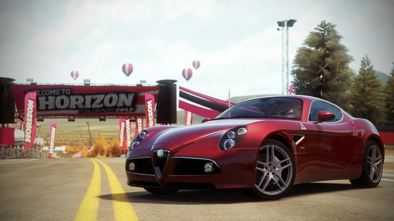 Illustration for article titled Forza Horizon Will Have Downloadable Cars Right From The Start