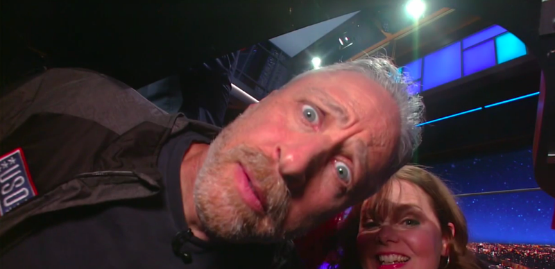 Jon Stewart, Rachel