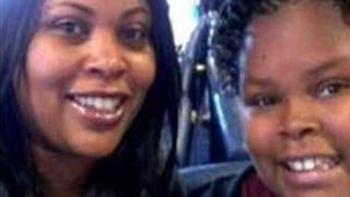 Jahi McMath and her mother, Latasha Nailah WinkfieldInstagram