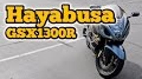 If You Ride A Hayabusa I Will Absolutely Stay The Fuck Away