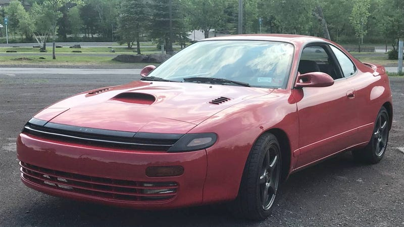 At $16,500, Could This 1990 Toyota Celica All-Trac Turbo be