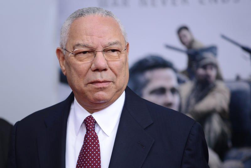 Retired Gen. and former Secretary of State Colin Powell in  2014Mark Sagliocco/FilmMagic