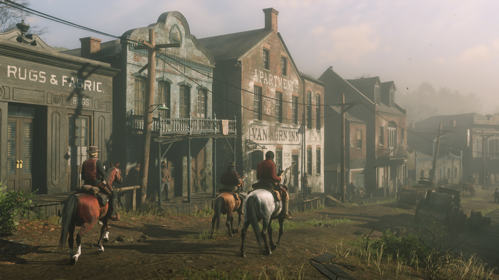 Rockstar Outlines How It Plans To Fix Some Of Red Dead Online's Problems