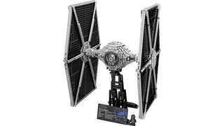 Illustration for article titled Lego's New UCS TIE Fighter Looks Amazing