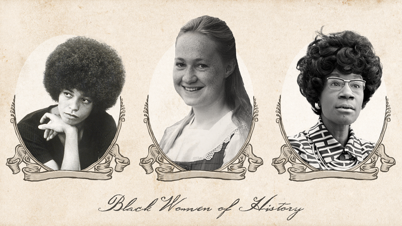 Illustration for article titled The Life & Times of Rachel Dolezal, Notable African American
