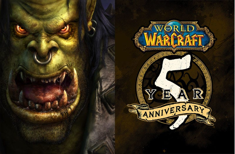 Illustration for article titled World of Warcraft Turns 5: How Blizzard Built A Nation