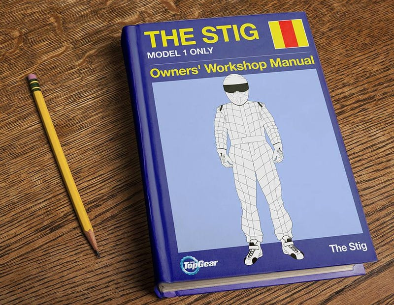 Illustration for article titled For those who own a Stig inside them.