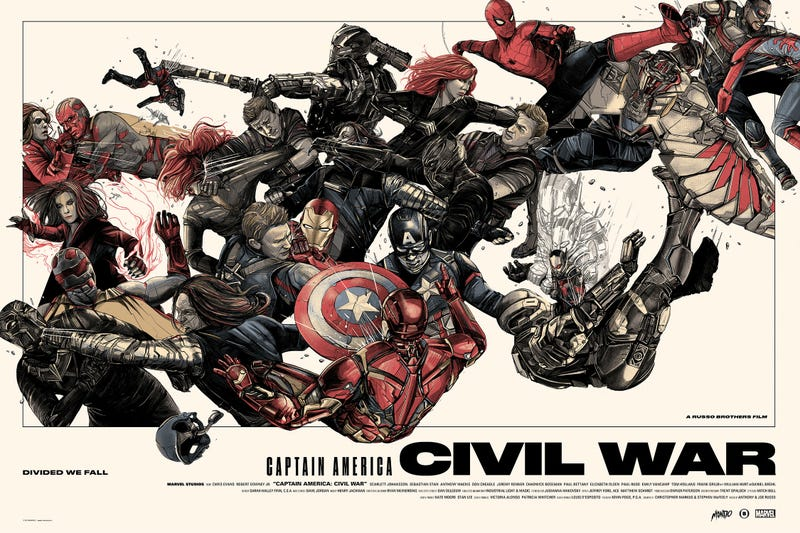 Celebrate 10 Years of Marvel Studios With These Brand New Mondo Posters