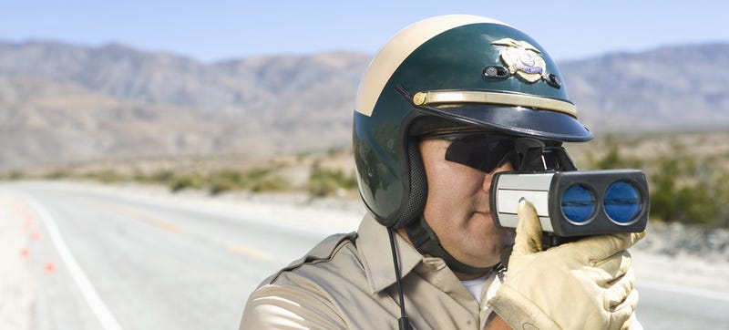 Illustration for article titled The Cops Might Soon Have A Radar Gun For Your Cell Phone