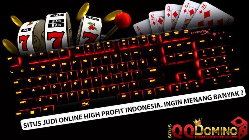 Illustration for article titled Situs Judi Online HIGH PROFIT di Indonesia