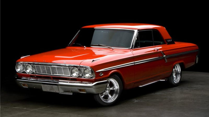 Illustration for article titled Beautiful 1964 Ford Fairlane sells for $700,000 to benefit charity