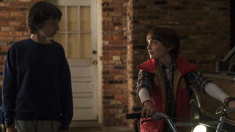 Mike y Will. Imagen: Netflix