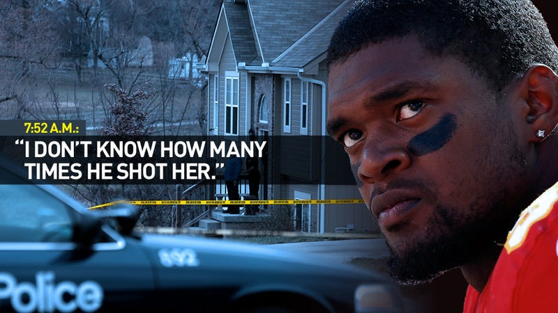 Illustration for article titled The Last 12 Hours Of Jovan Belcher's Life: What We Know So Far