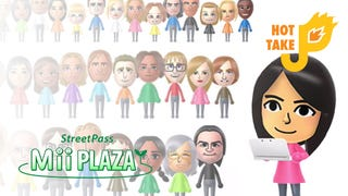 Illustration for article titled Hot Take: StreetPass Mii Plaza Update (3DS)