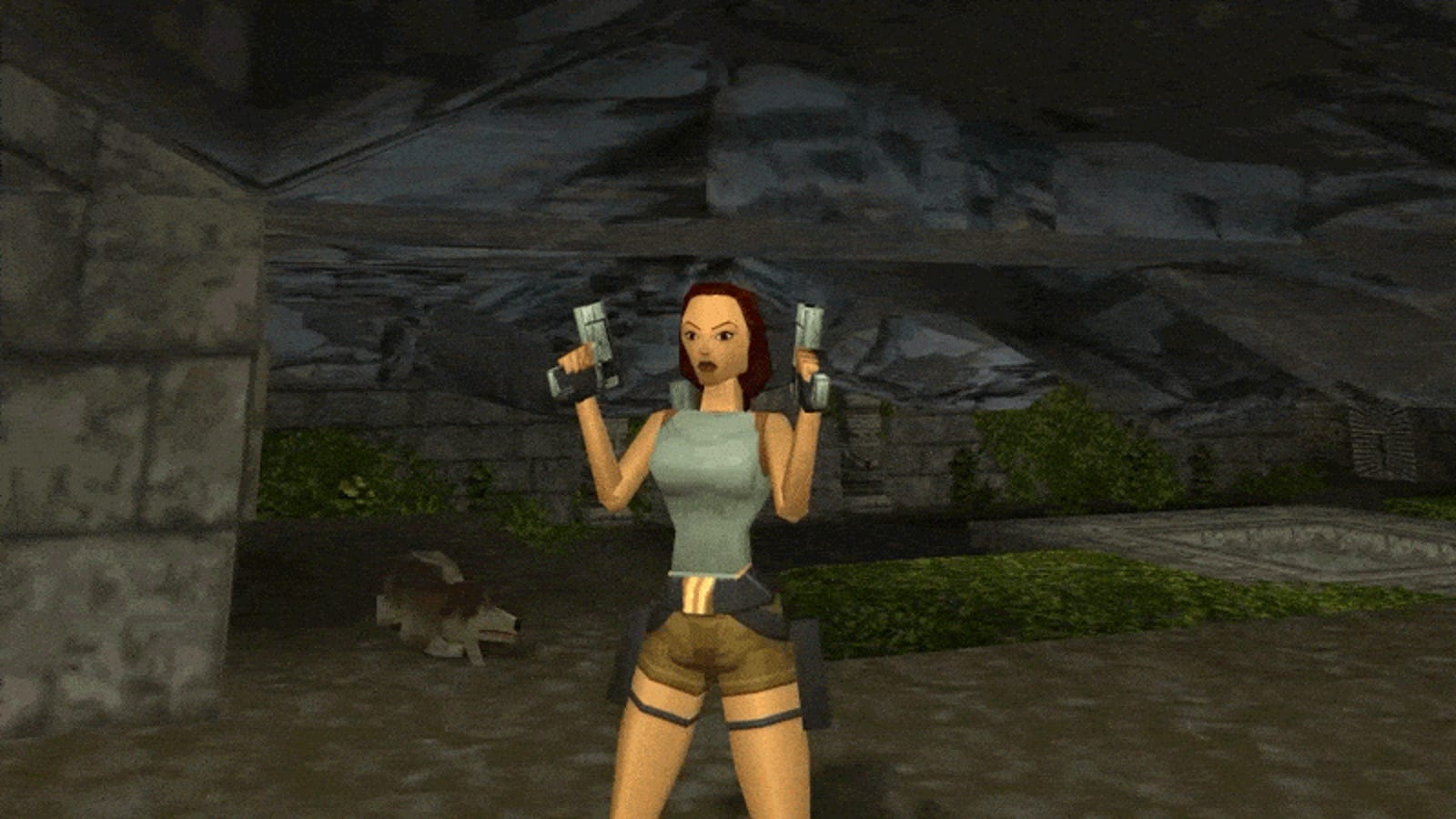 You Can Play A Bit Of The Original Tomb Raider In Your