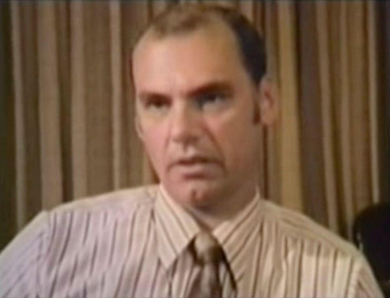 Larry Roberts in a short 1972 documentary about the history and future of networked computing