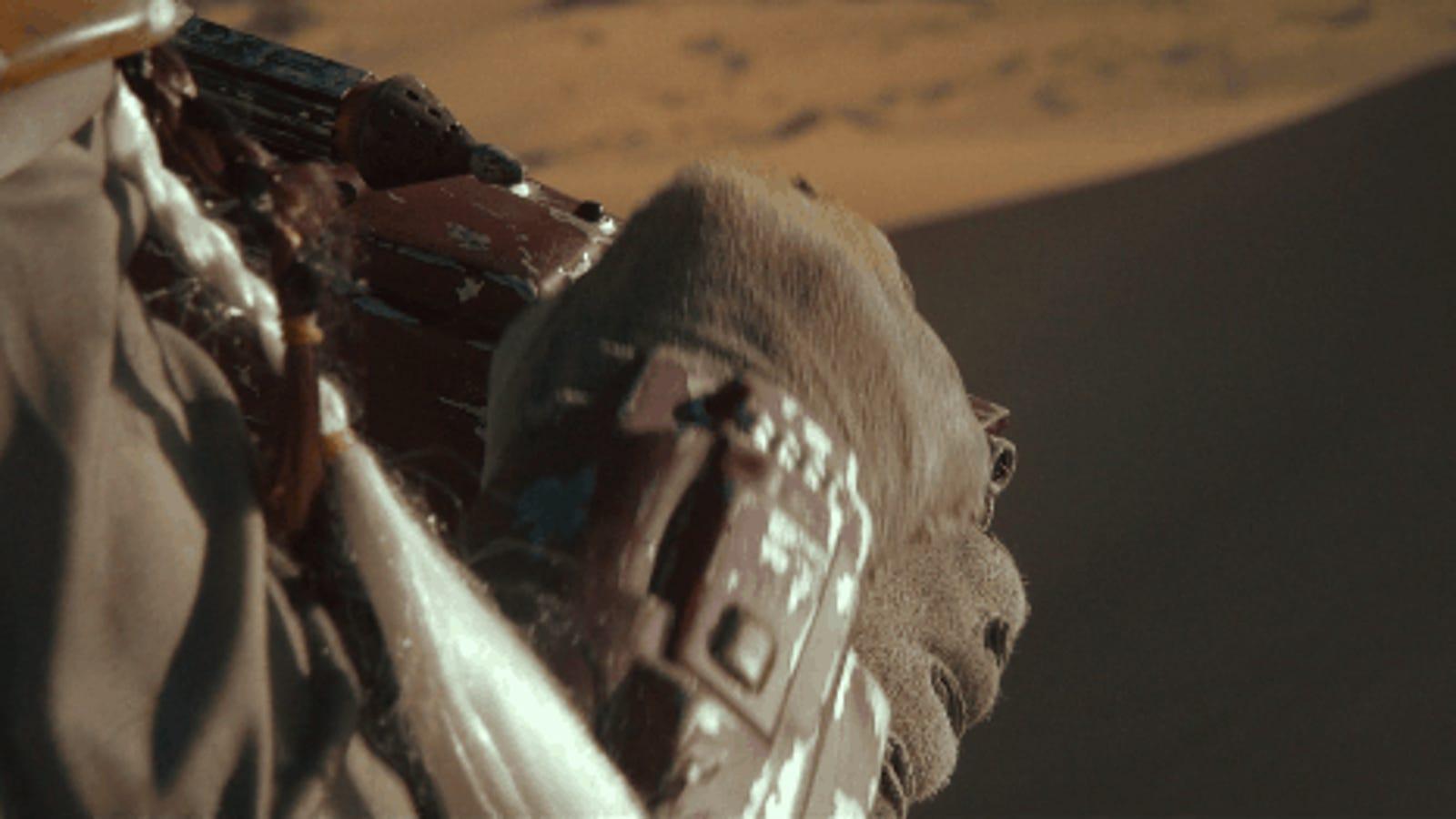 Este genial corto muestra lo que pasó con Boba Fett después de Star Wars