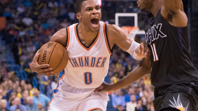 Westbrook's 51 triple-double points most since Kareem Abdul-Jabbar