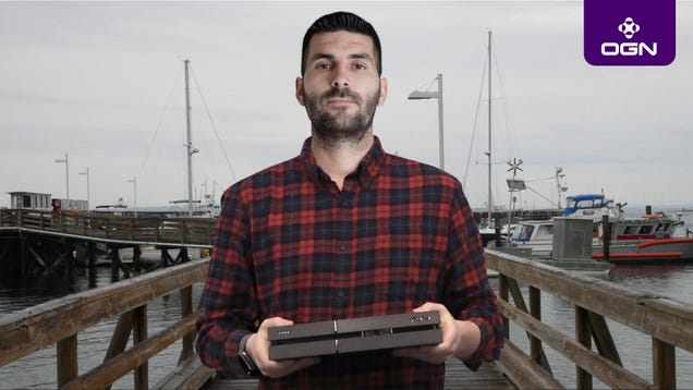 Tragic: The Man Who Tried To Bring Attention To The Crisis Of Gaming Lag By Sailing Across The Ocean On A PS4 Has Already Drowned