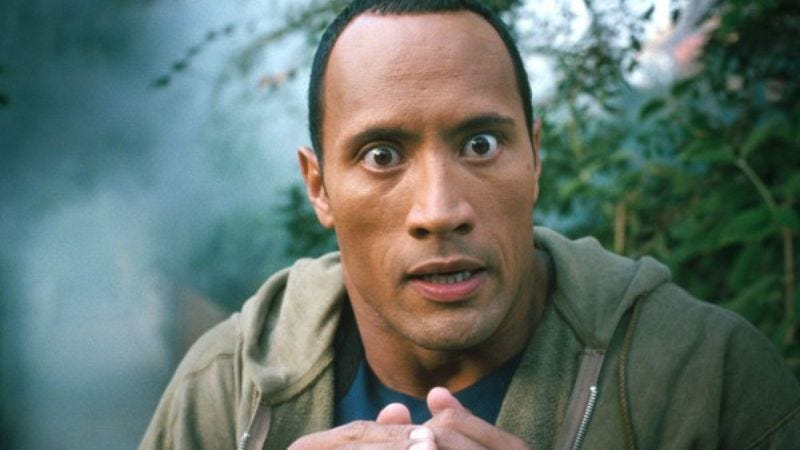 Illustration for article titled Dwayne Johnson will play Shazam or Black Adam or whoever, let's just make a movie