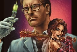 Illustration for article titled New Re-Animator Fights Zombies, Lawyers
