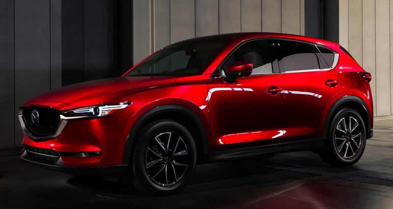 Mazda diesel cx 5