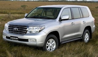 Illustration for article titled Sydney Auto Show: Toyota Land Cruiser to Debut