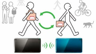 Illustration for article titled 3DS StreetPass Groups Forming to Play Together Outside