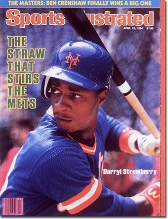Illustration for article titled The Darryl Strawberry Story Makes Bad Athletes Fun Again