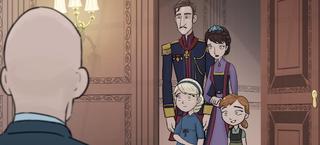 Illustration for article titled How the movie Frozen should have ended (Spoiler: Elsa joins the X-Men)