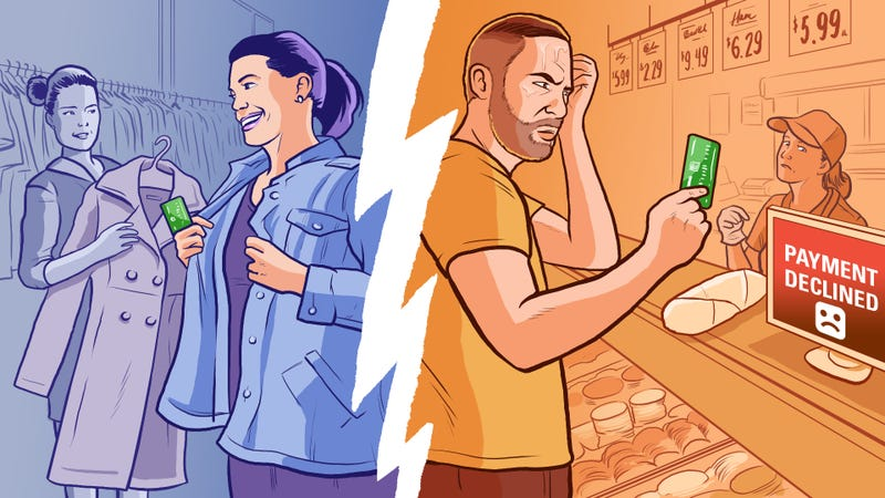 Illustration for article titled How To Manage A Joint Checking Account Without Losing Your Mind — Or Relationship