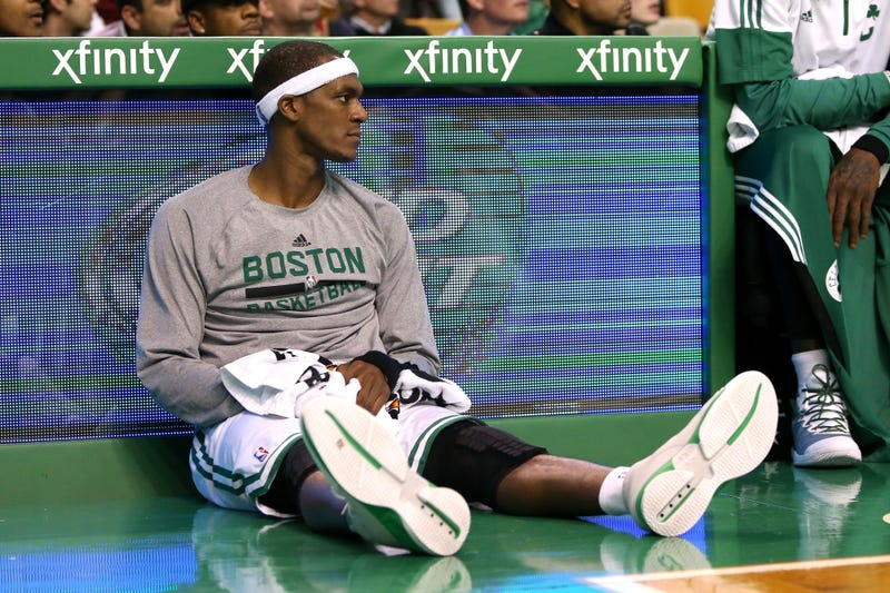 Illustration for article titled That Rondo-To-Dallas Trade Is Going Down