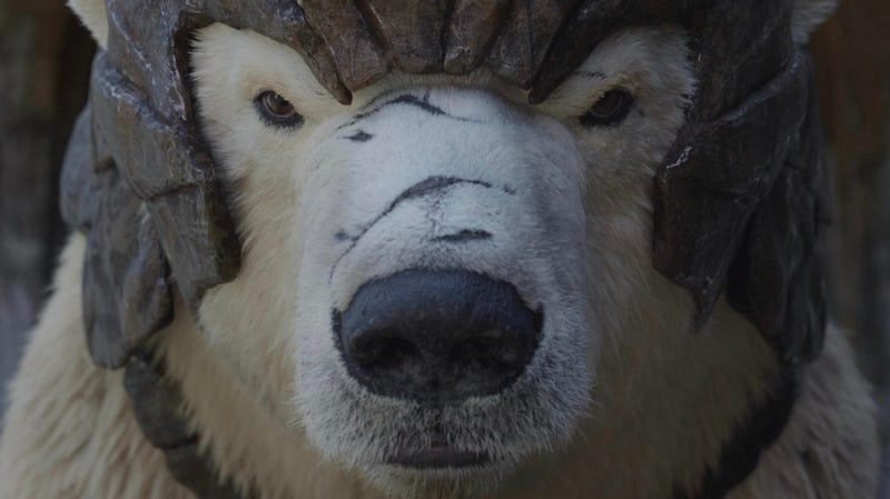 The Voices of His Dark Materials' Daemons and Animals Have Been Revealed