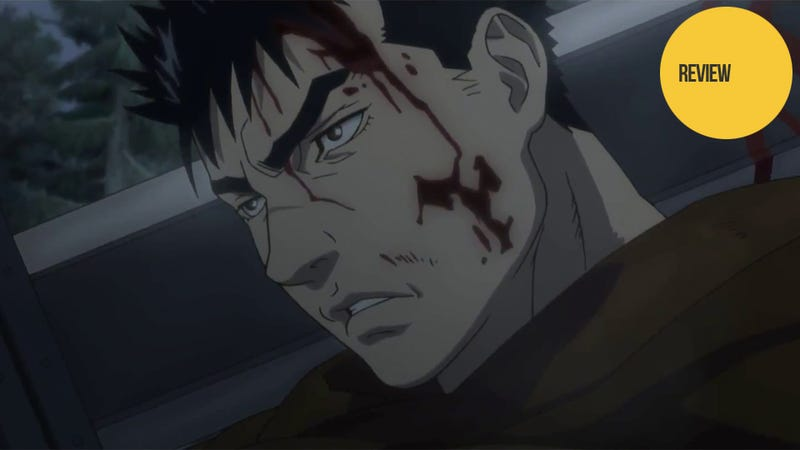 Illustration for article titled The Second Berserk Movie is Better Than The First