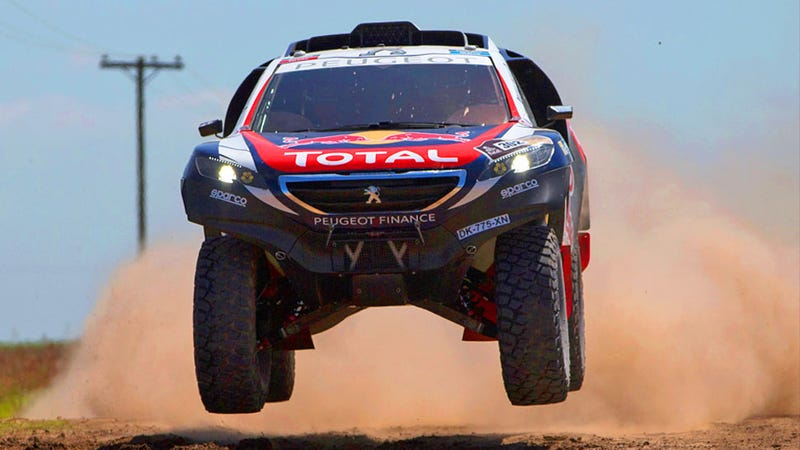 Illustration for article titled How To Hang Out With Jalopnik At The 2015 Dakar Rally
