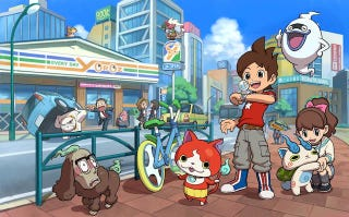 Illustration for article titled The Video Game Anime That's Taking Japan by Storm