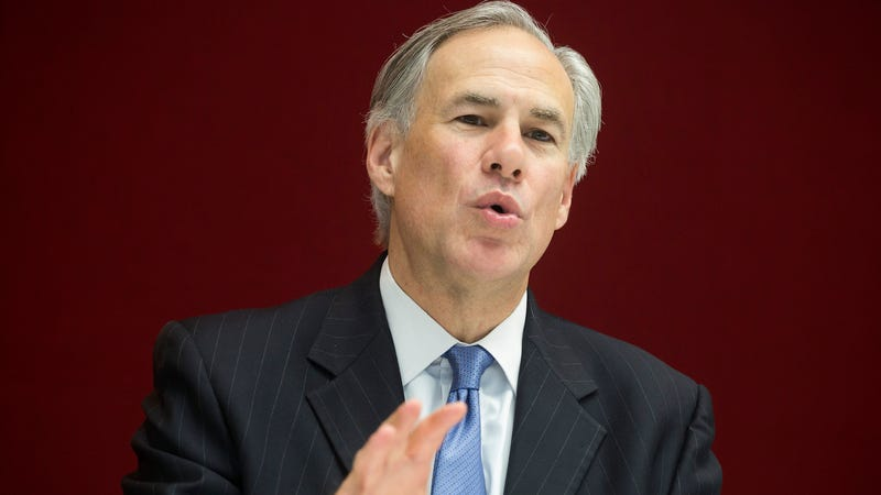 Texas Gov. Greg Abbott Is So Bad He Made The NFL Look Like The Good Guy