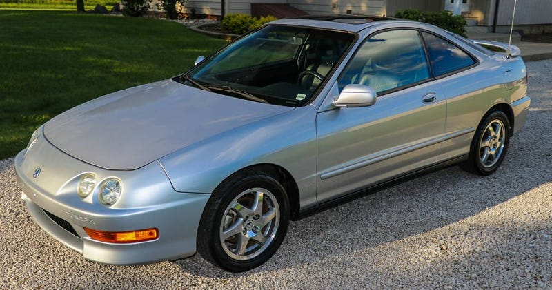 At $7,250, Could This 2001 Acura Integra GSR Be Priced Accurately?