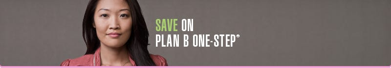 Illustration for article titled Plan B One-Step Coupon