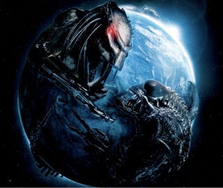 Illustration for article titled The third Aliens Vs. Predator movie would have served as a prequel to Alien