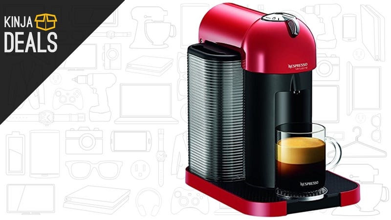Illustration for article titled Buy This $110 Nespresso, Get $75 in Free Pods