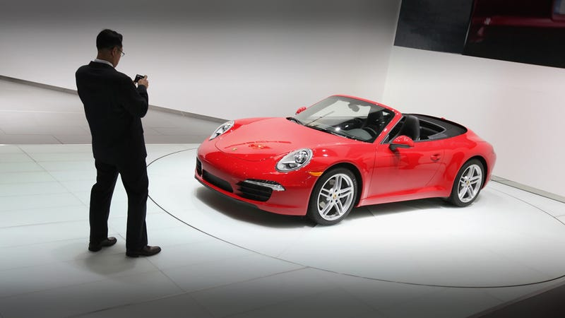 Illustration for article titled 2012 Detroit Auto Show: Everything That Didn't Suck